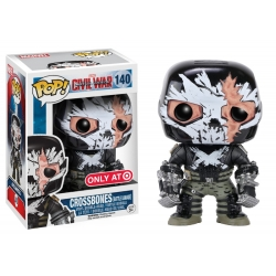 Funko POP! Captain America Civil War - Crossbones (Cracked Mask) Marvel figurka kolekcja