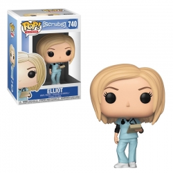 Funko POP! Scrubs - Elliot 740