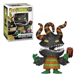 Funko POP! The Nightmare Before Christmas - Harlequin Demon 212 Diamond