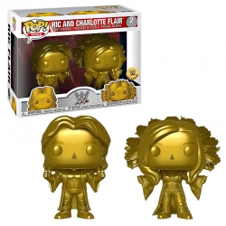 Funko POP! WWE - Ric and Charlotte Flair 2 Pack