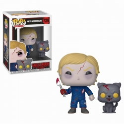 Funko POP! Movies: Pet Sematary - Undead Gage & Church 729