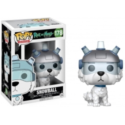 Funko POP! Rick & Morty - Snowball 178