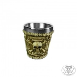 Kieliszek w czaszki do shotów - Shot glass Pirate